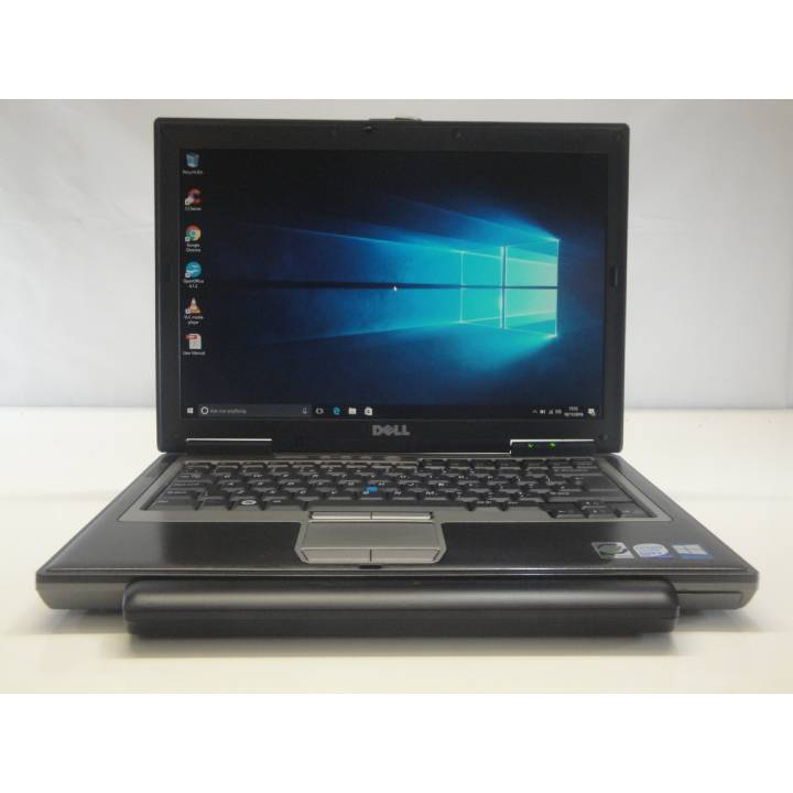 Dell Latitude D630 Laptop, 1.8Ghz Core 2 Duo, 4Gb RAM, 1Tb HDD 14.1  Widescreen, Windows 10 Home