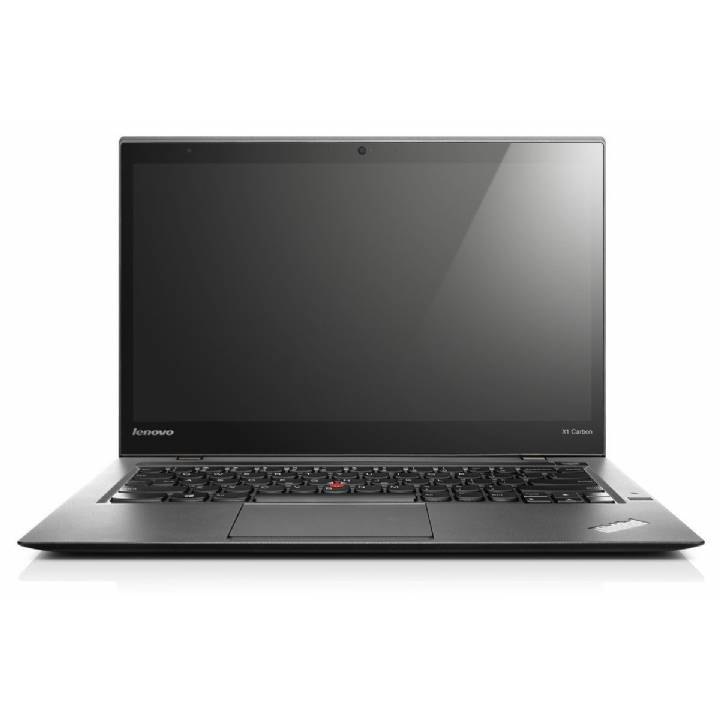 Lenovo ThinkPad X1 Carbon Laptop, Intel i5 4300U 1.9Ghz 8Gb RAM 256Gb SSD 14  Lightweight Laptop, 2560 x 1440 Display Touchscreen