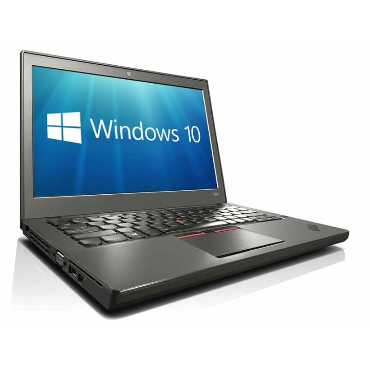 Lenovo ThinkPad X250 12.5  Core i7-5600U 8Gb 256Gb SSD Webcam WIndows 10 Professional - A Grade