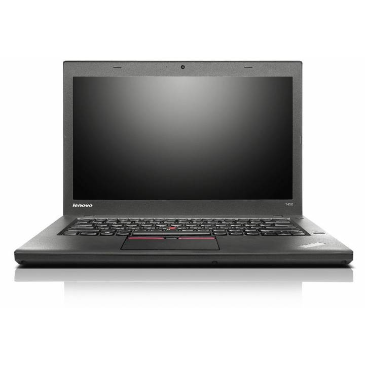 Lenovo ThinkPad T450 Refurbished Laptop i5 5300u 8Gb Ram 240Gb SSD Windows 10 Pro, A Grade